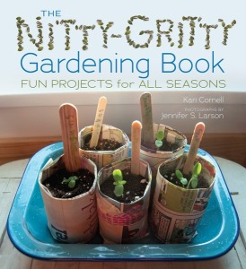 gardening book for kids The Nitty-Gritty Gardening Book